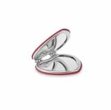 GLOW HEART Lusterko w kształcie serca z logo (MO8980-05)