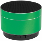 Aluminiowy głośnik Bluetooth z logo (3089909)