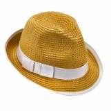 Damski kapelusz Baldinini z logo (HB5741A)