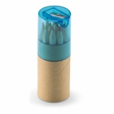 LAMBUT 12 kredek w tubie z nadrukiem (KC6230-23)
