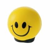 Antystres Happy, żółty/czarny  (R73997)