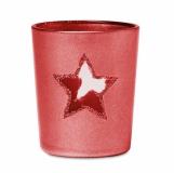 SHINNY STAR Świecznik z logo (CX1420-05)