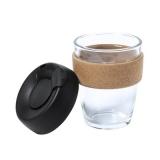 Szklany kubek podróżny 350 ml (V0999-00)