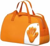 Torba sportowa CrisMa Smile Hand z logo (6444410)