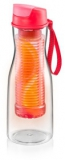 Butelka na napoje z sitkiem PURITY 0.7 l z logo (TS891990.2005)
