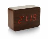 Zegar na biurko CLAP (03079)