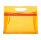 Kosmetyczka Travel Pal, pomarańczowy z logo (R08599.15)