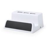 Hub USB 2.0, stojak na telefon (V3917-02)