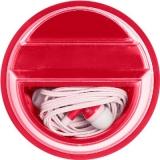 Słuchawki douszne, stojak na telefon (V3826-05)