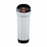 Kubek termiczny PIKO 400 ml biały (17298-01)