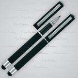 Pióro kulkowe soft touch CLAUDIE Pierre Cardin z logo (B0300801IP303)