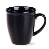 Kubek JUSTYNA 350 ml czarny ()