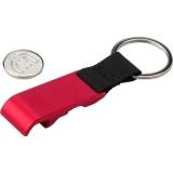 Brelok do kluczy, otwieracz do butelek i żeton do wózka na zakupy (V6921-05)