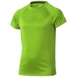 Elevate Dziecięcy T-shirt Niagara z krótkim rękawem z tkaniny Cool Fit odprowadzającej wilgoć (39012681)