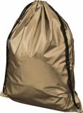 Błyszczący plecak Oriole ze sznurkiem ściągającym (12047001)
