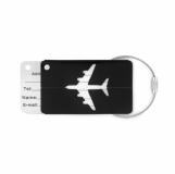 FLY TAG Zawieszka na bagaż z logo (MO9508-03)