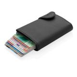 Portfel, etui na karty kredytowe C-Secure XL, ochrona RFID (P850.531)