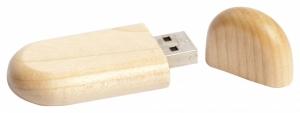 Drewniany Pendrive z logo GRATIS (PDw-4_8GB-USB3.0)