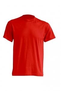 T-shirt Męski PREMIUM 190  RED (TSRA 190 RD)