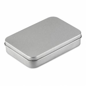 AMIGO Karty do gry, metalowe pudełko MO7529-16 z logo (MO7529-16)