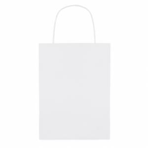 PAPER SMALL Paprierowa torebka ozdobna mał z logo (MO8807-06)