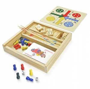 Zestaw gier - 4 w 1 (20097)