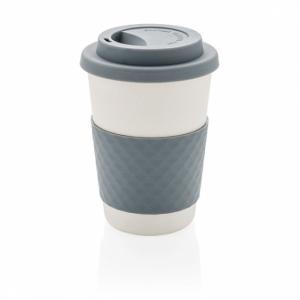 Ekologiczny kubek podróżny do kawy 270 ml (P432.552)