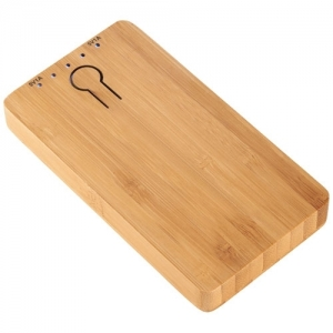 Avenue Powerbank PB-5000 z bambusa  (12367600)