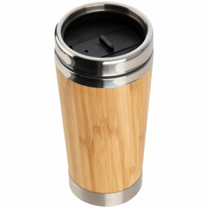 Bambusowy kubek termiczny z logo (6092613)