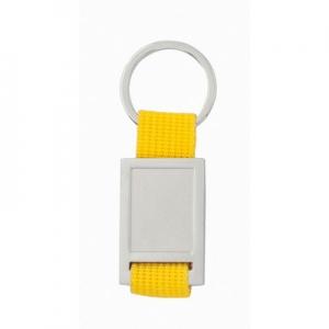 Brelok do kluczy z miejscem na doming (V4956-08)