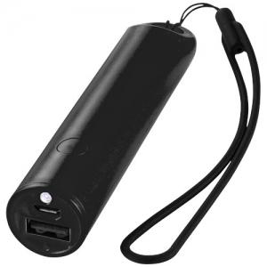 Akumulator powerbank Beam 2200 mAh ze smyczą i latarką (12359300)
