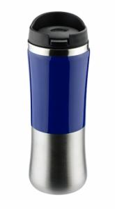 Kubek termiczny KAZO 350 ml - niebieski (17258-03)