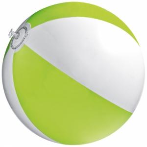 Dmuchana piłka plażowa 26 cm z logo (5105129)