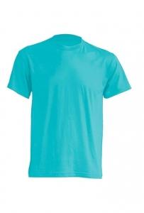 T-shirt Męski PREMIUM 190  TURQUOISE (TSRA 190 TU)