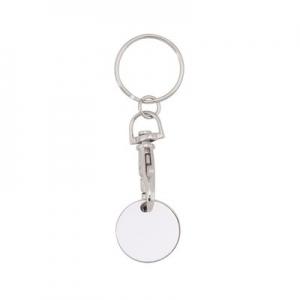 Brelok do kluczy, żeton do wózka na zakupy (V4722-02)