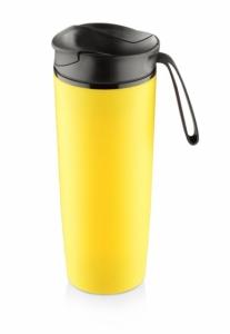 Kubek SUCK 450 ml żółty (17665-12)