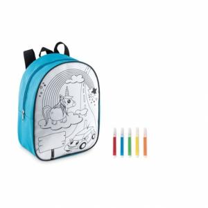 BACKSKETCHY Plecak z mazakami z logo (MO9207-12)
