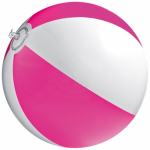 Dmuchana piłka plażowa 26 cm z logo (5105111)