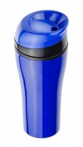 Kubek termiczny SLIDE 400 ml niebieski (17567-03)