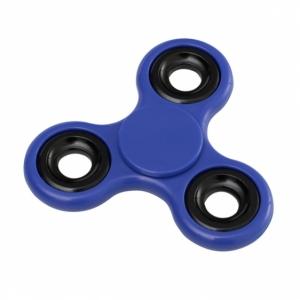 Fidget Spinner, niebieski z logo (R74005.04)