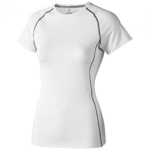 Elevate Damski T-shirt Kingston z krótkim rękawem z tkaniny Cool Fit odprowadzającej wilgoć (39014010)