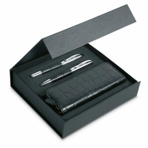 ANNECY Kpl długopis i cienkopis z logo (IT3805-03)