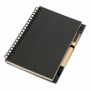 BLOQUERO Notes z długopisem z nadrukiem (KC7012-03)