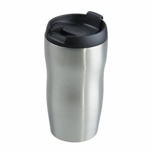 Kubek izotermiczny Tungsten 250 ml, srebrny z grawerem (R08388)