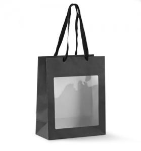 Torebka prezentowa FOSI czarny (17806-02)
