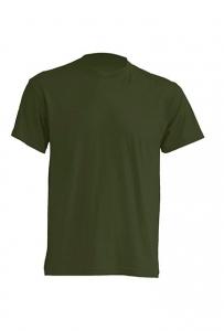 T-shirt Męski PREMIUM 190  FOREST GREEN (TSRA 190 FG)