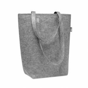 BAGLO Filcowa torba na zakupy RPET z logo (MO6185-07)