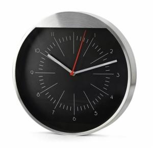 Zegar ścienny metalowy (03018)