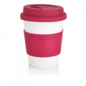 Kubek podróżny 350 ml do kawy z PLA (P432.889)