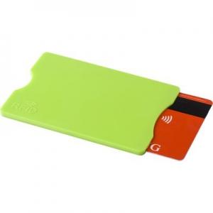 Etui na kartę kredytową, ochrona RFID (V9878-10)